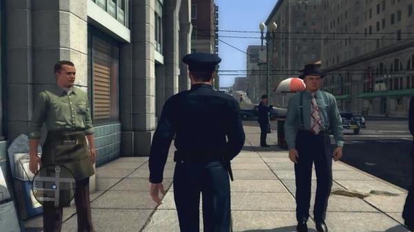 Скачать LA Noire The Complete Edition торрент бесплатно