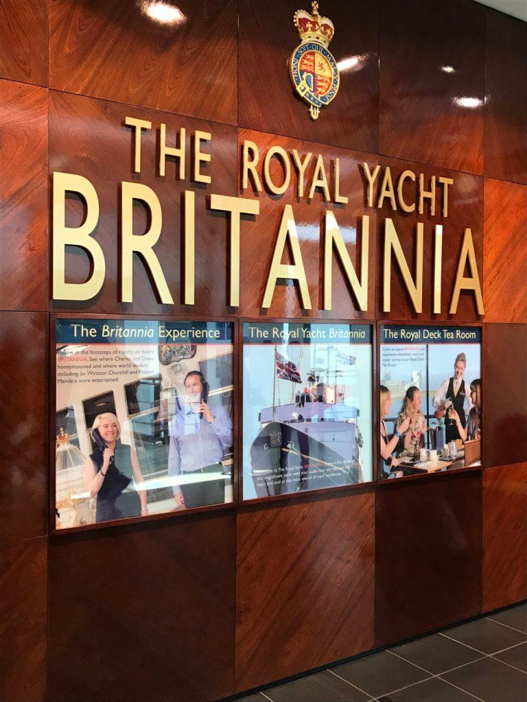 Bateau royal Britannia