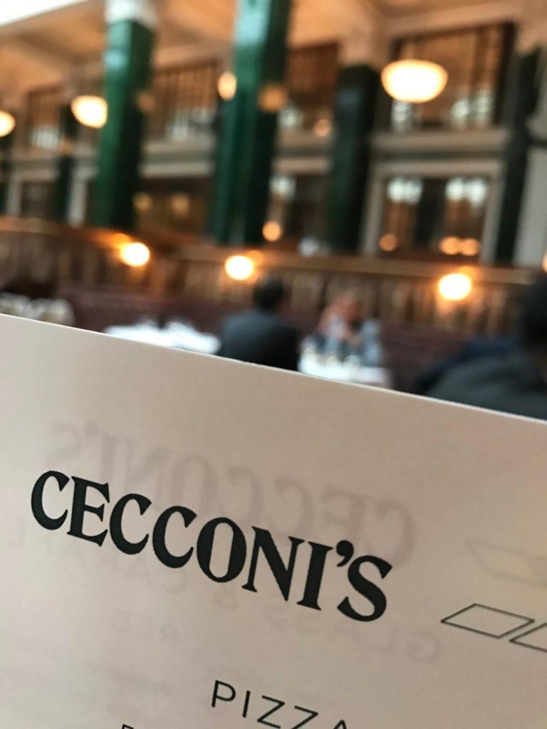 Restaurant Cecconi's, Hôtel The NED, Londres