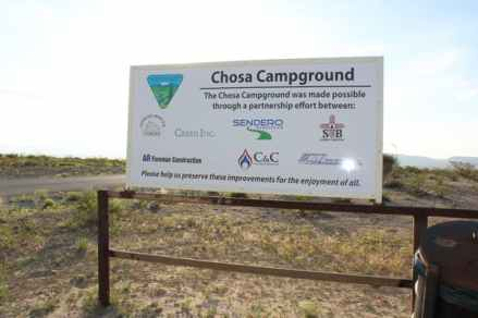 chosa-campground