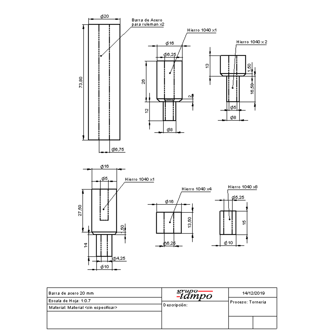 Plano técnico 2
