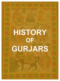 History of Gurjars