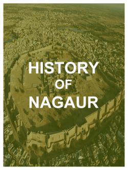 History of Nagaur