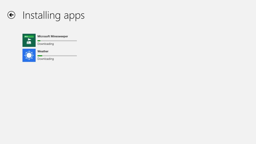 Reparar una aplicación de Windows 8 (4/6)