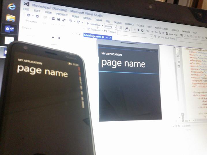 Desbloqueando Windows Phone [para desarrollo] (6/6)