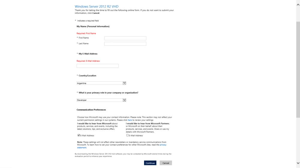 Probando Windows Server 2012 R2 + System Center! [VHD] (4/6)