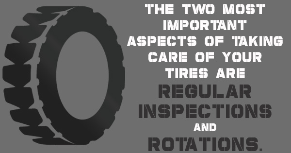 Maintaining Your Tires