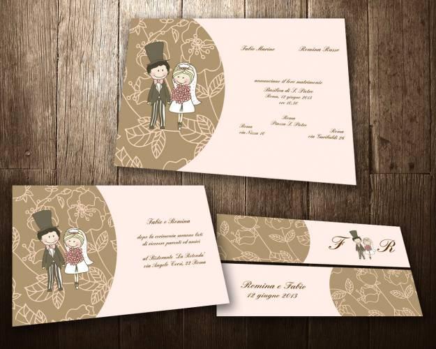 Partecipazioni matrimoni