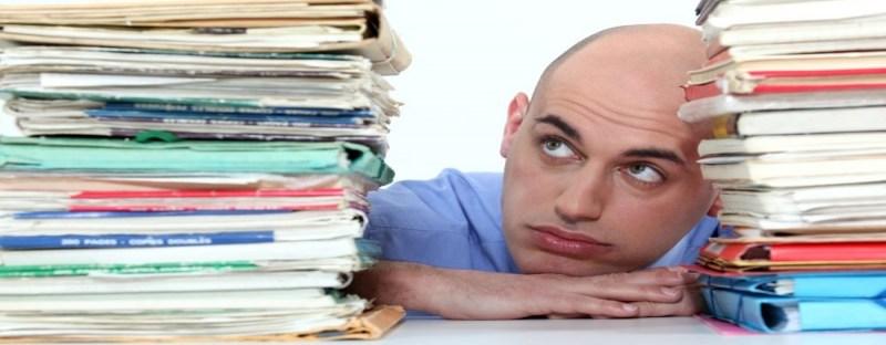 Diga não à procrastinação