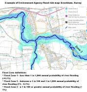 example of flood zoning
