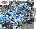 3 storms in Atlantic this weekend