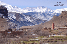 villages in High Atlas