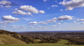 Colley Hill, Reigate