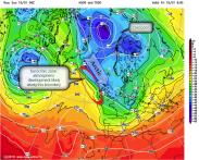 pressure built in Atlantic