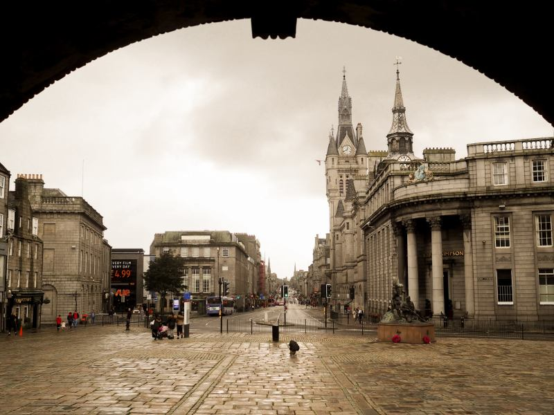 ten facts about Aberdeen