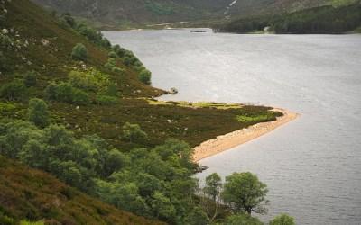 Lock Muick lake