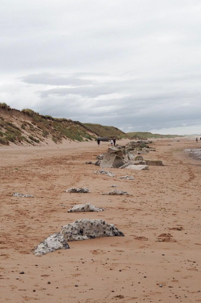 donmouth beach Aberdeen