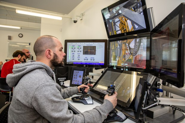 Image of DART - Student Experience MSc Drilling and Well Engineering
