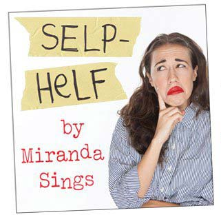 Selp-Helf by Miranda Sings (2015, Hardcover)