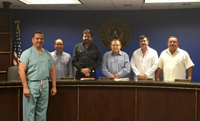 PHARR - HCRMA COLLABORATION FOR REGIONAL FREIGHT INFRASTRUCTURE