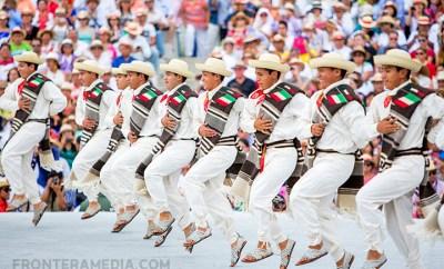 Guelaguetza performance