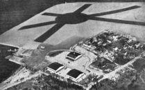 Glenn Curtiss Airport in 1929