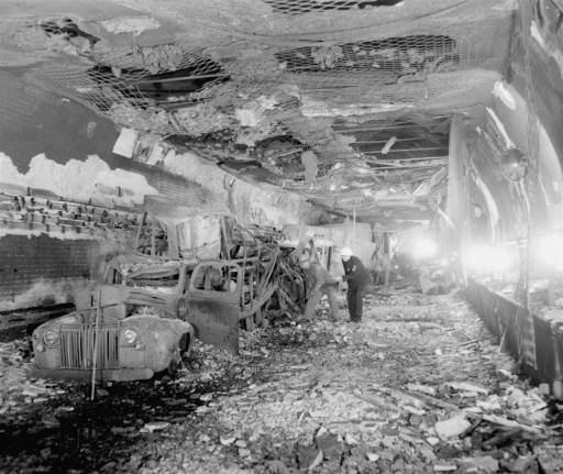 Throwback Thursday The Holland Tunnel Fire Of 1949