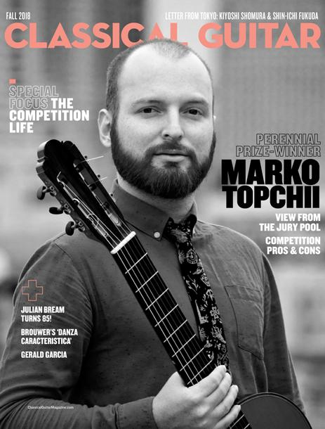 classical guitar magazine