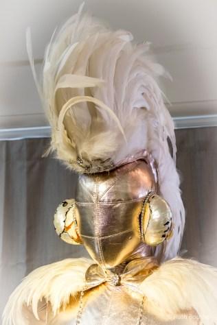 Feather Headdress, Jess Eaton