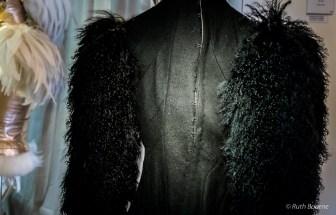 Lamb's Wool Corset Alexander McQueen