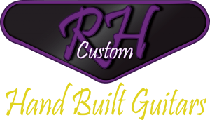 RH CUSTOM HAND BUILT CUSTOM GUITARS