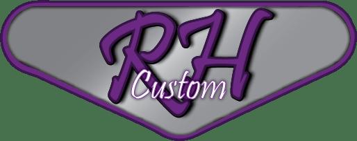rh custom guitars, hand built custom guitars
