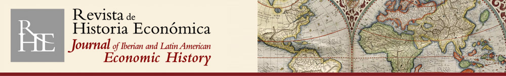 Call for papers : Revista de Historia Económica-Journal of Iberian and Latin American Economic History, Special Issue on Portuguese Economic and Social History