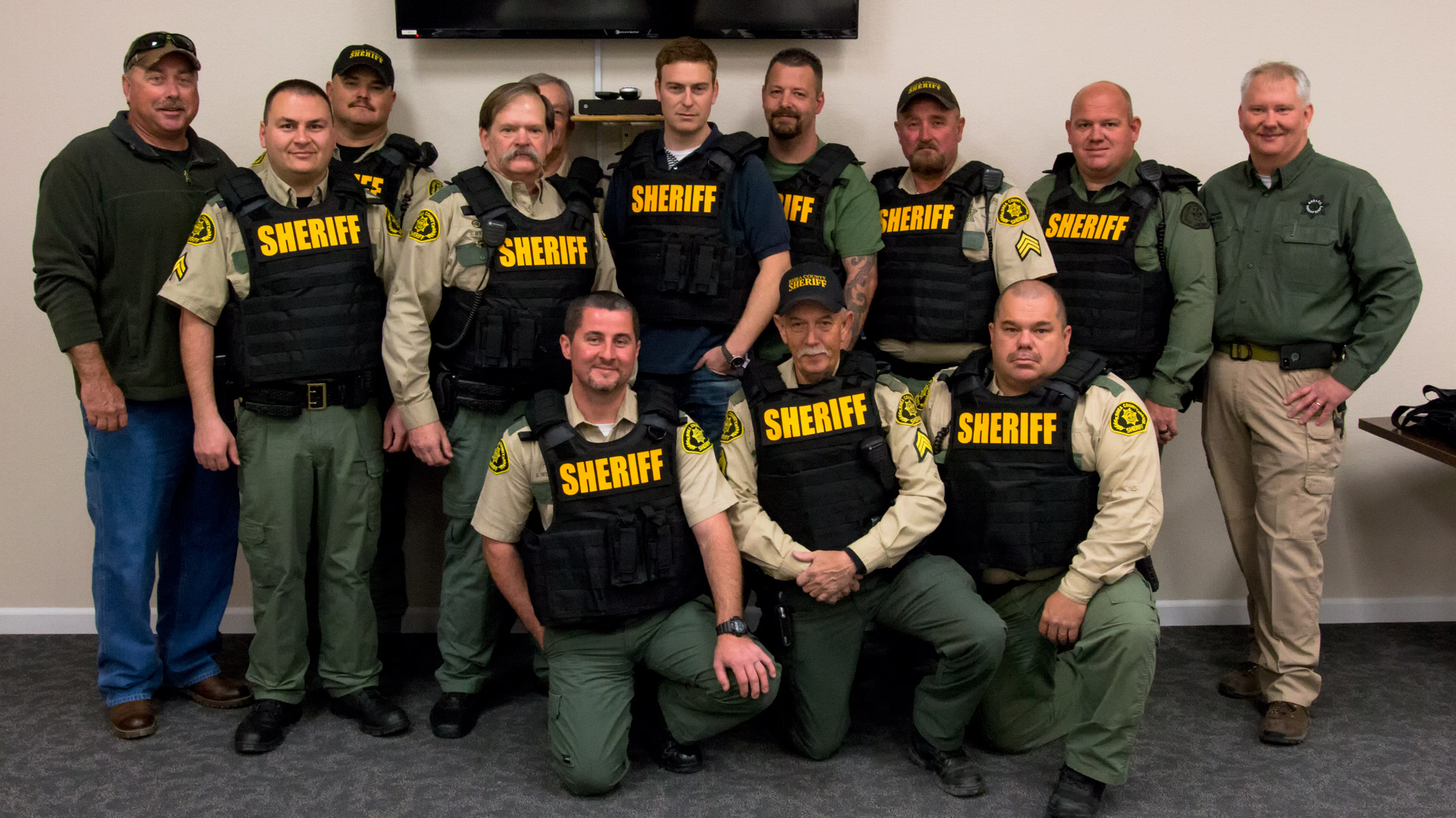 Panola County Sheriff Department