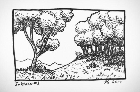 #1 – Landscape