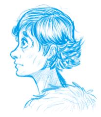Sable Sketch