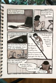 Auto-Bio Comic: Social Media