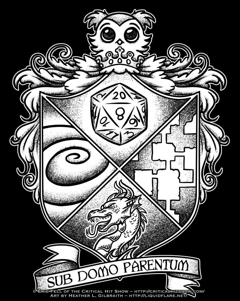 Tarkindale Coat of Arms