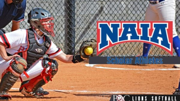 Wilson Named a Daktronics-NAIA Softball Scholar-Athlete