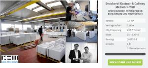 bettervest-Projekt für Kastner & Callwey