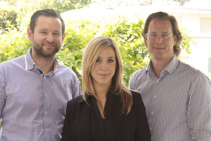 Gründerteam von SellNews
