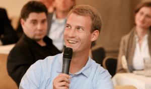 flinc-Gründer Michael Hübl