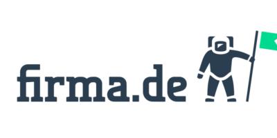 Firma.de Logo breit