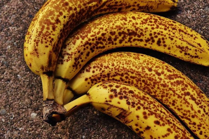 Bananen für saftiges Bananebrot