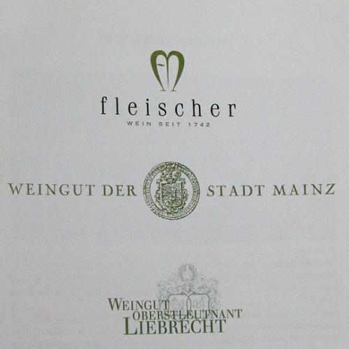 Sponsor Vinocamp Rheinhessen Weingut der Stadt Mainz