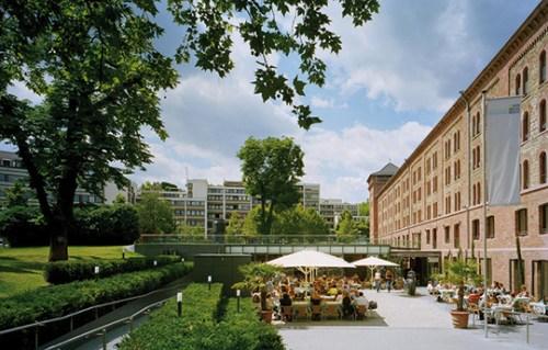 Sponsor Vinocamp Rheinhessen Proviantamt Garten