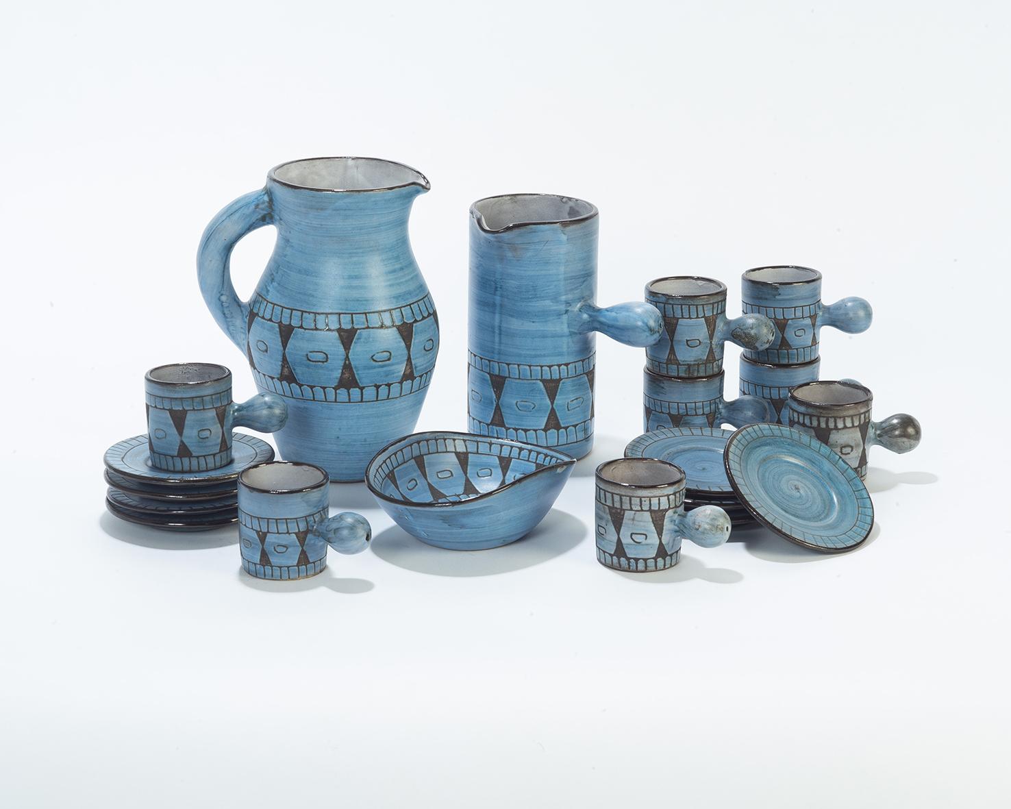 Vallauris Ceramic