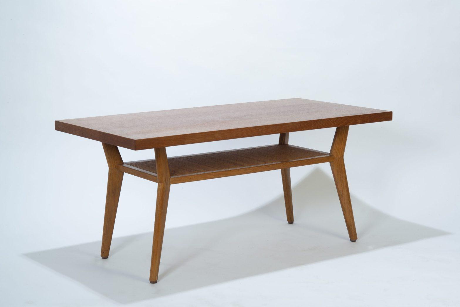 coffee table,side table,teak,buche,obstholz,design,entwurf,50er jahre,60er jahre,