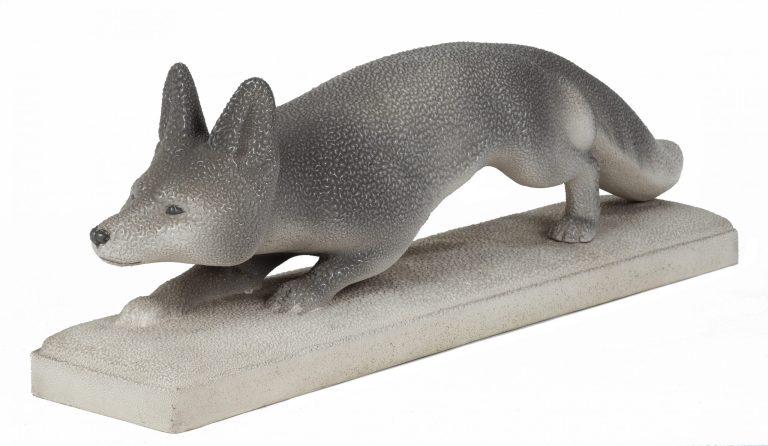 Sevres Keramik Fuchs