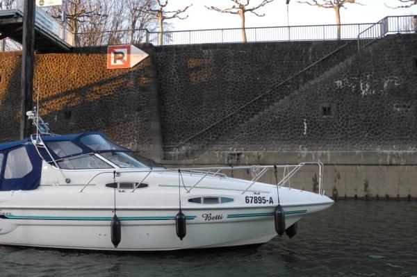 Kaimauer Sanierung Hafen Düsseldorf - Hafenmauer Marina Düsseldorf